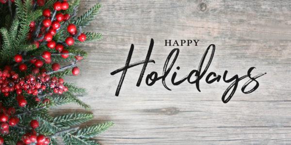 Happy Holidays from Keystone Plastics
