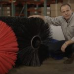 Keystone Tube Broom